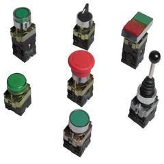 Бюджетные кнопочные переключатели серии LAY5