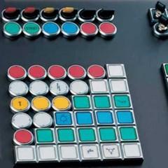 Кнопочные переключатели DUX&Schlegel серии Oktron