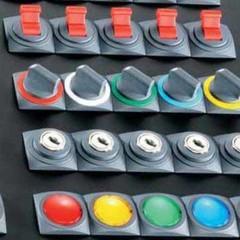 Кнопочные переключатели DUX&Schlegel серии Quartex-R-Juwel