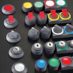 Кнопочные переключатели DUX&Schlegel серии Quartex-R