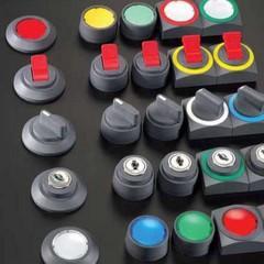 Кнопочные переключатели DUX&Schlegel серии Rondex