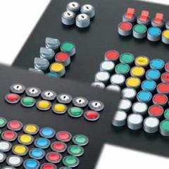 Кнопочные переключатели серии RX-Juwel