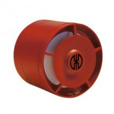 Многотональный звуковой оповещатель WM 32 tne 230VAC RD