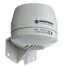 Многотональный звуковой оповещатель WM 4 tne 12-24VDC GY